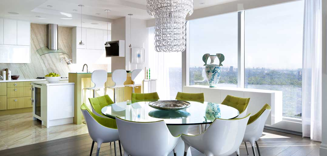 Fresh Dining Room Trends