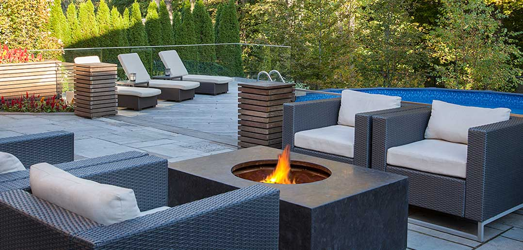 A to Z Outdoor Living Guide: Fire Pits