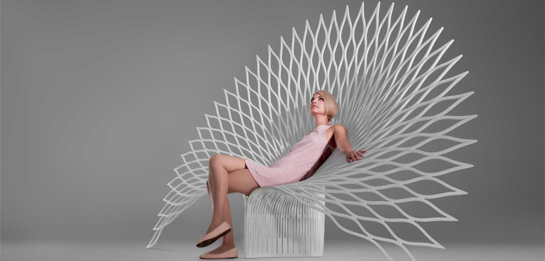 The Peacock Chair by UUfie