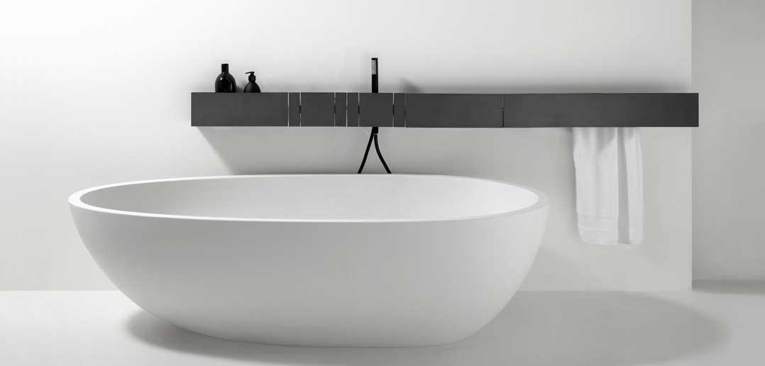 Sleek Bathroom Retreats