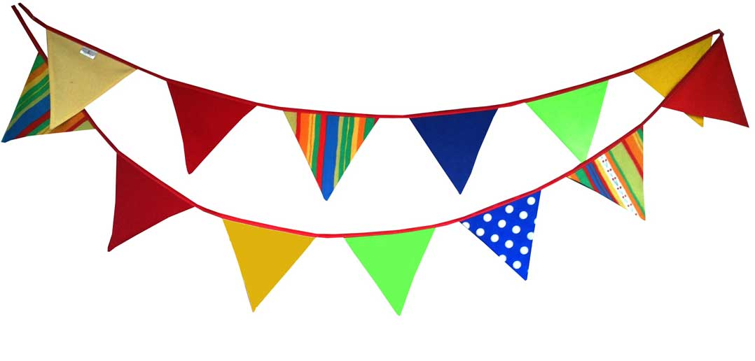 A to Z Outdoor Design Guide: Bunting