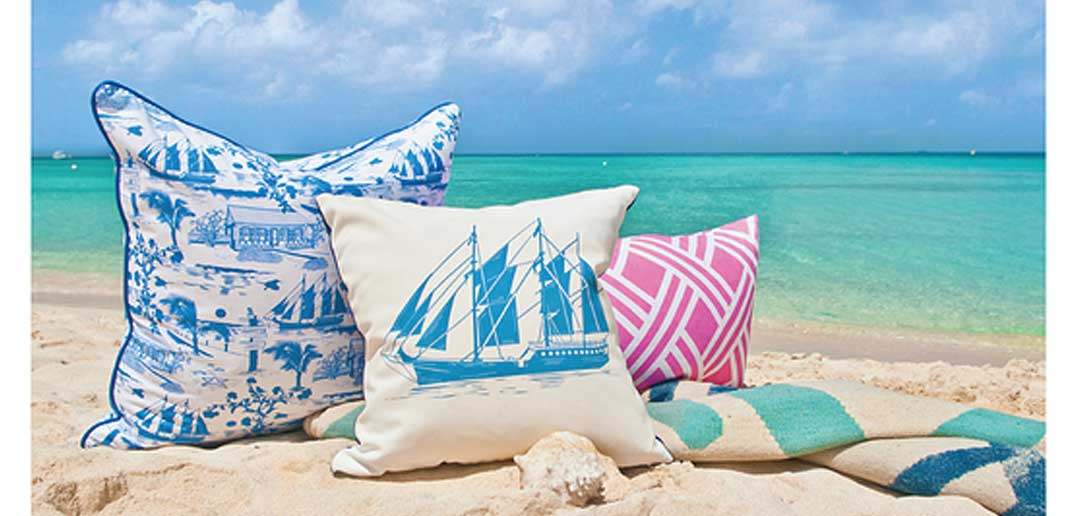 Colourful Cayman: the Summer Collection from Kate Thornley-Hall