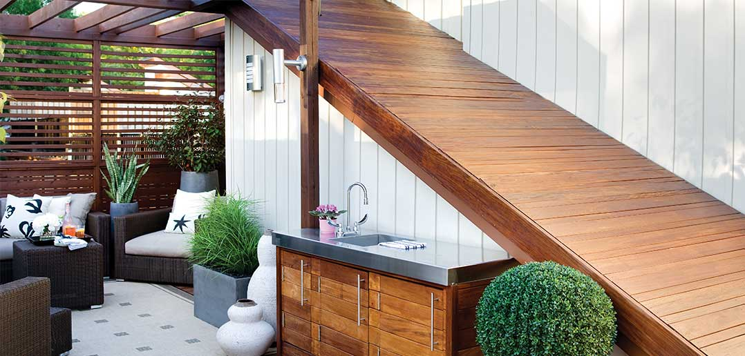 A to Z Outdoor Design Guide: Kitchenette