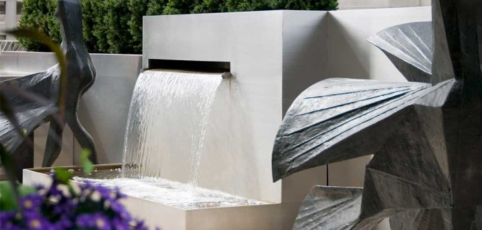 A to Z Outdoor Design Guide: Water Features