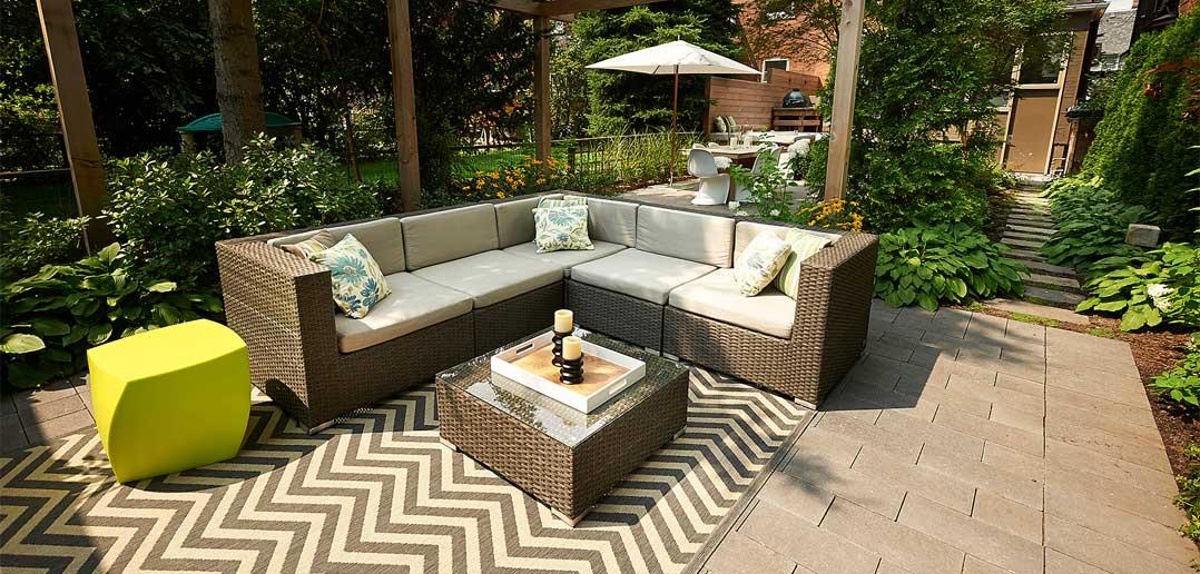 Built For Entertaining: High Park Backyard Redesign
