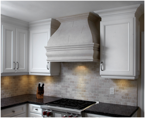 RANGE HOOD WITH A DIFFERENCE
