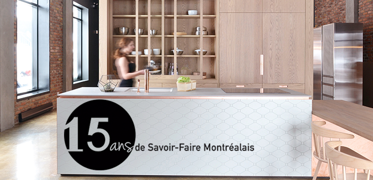 Cuisines Steam : Celebrating 15 years of expertise, With Montréal Flair