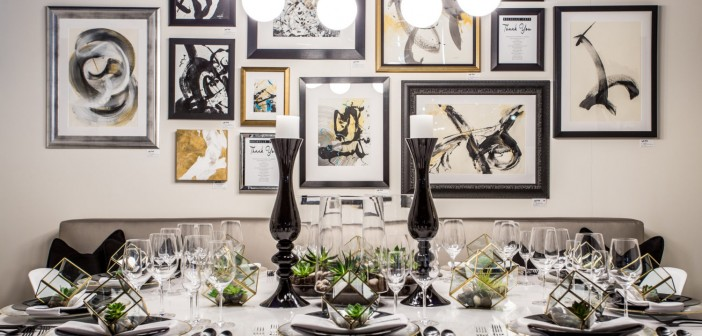 COSENTINO PARTNERS WITH DINNER BY DESIGN IN CALGARY