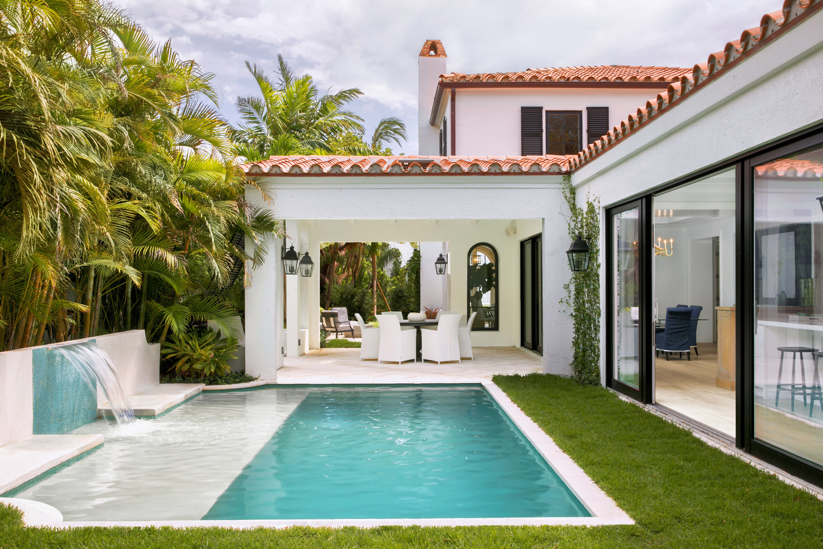 Montreal designer produces beautiful Mediterranean-style home in Palm Beach